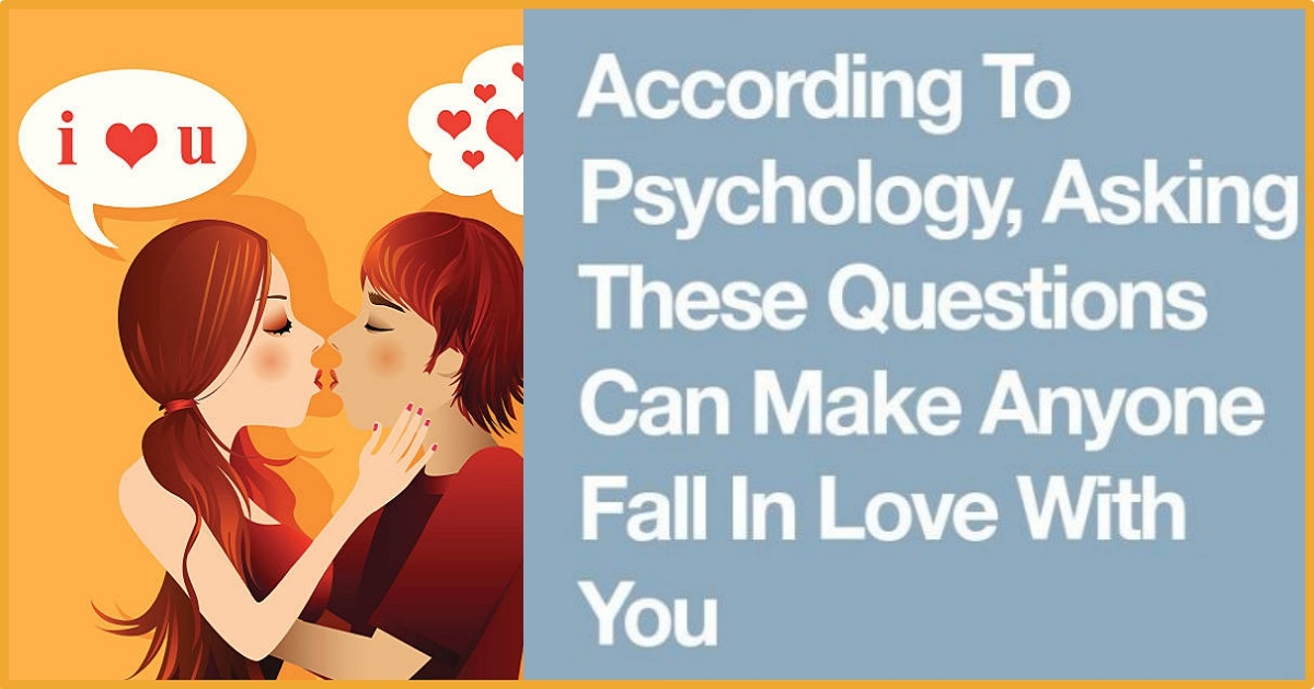 psychology dating questions